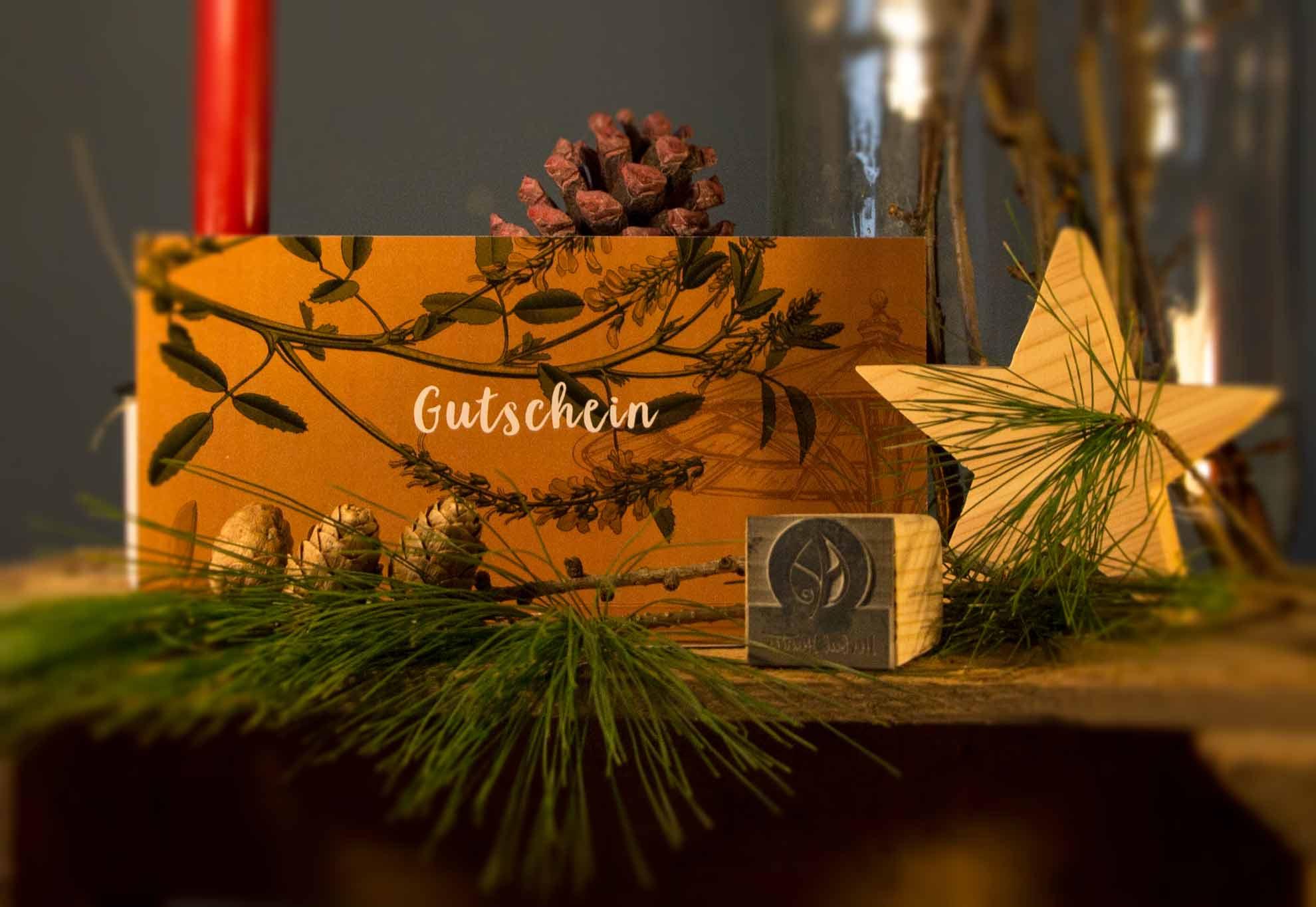 Herbal Hunter Gutschein für eine Kräuterwanderung in Potsdam