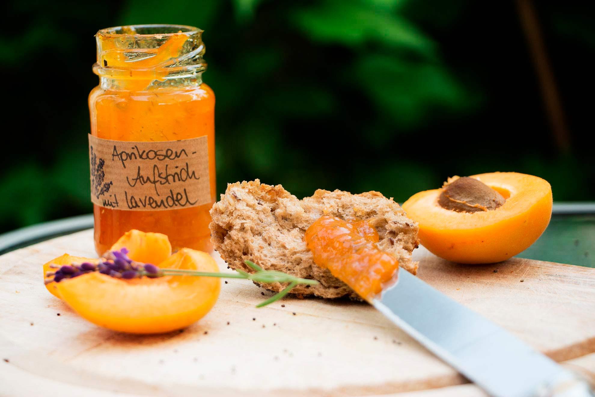 Lavendel-Marmelade Rezept