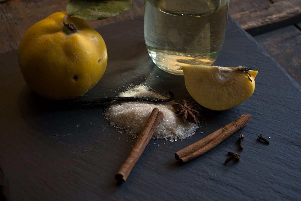 Zutaten Quitten-Punsch Rezept – Herbal Hunter