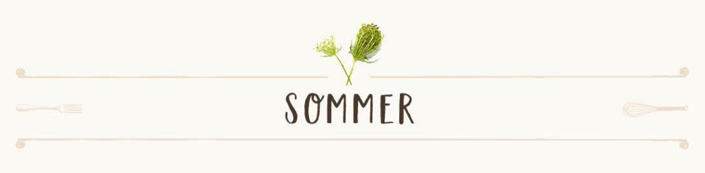 Wildkräuterküche – Wildkräuter-Rezepte für den Sommer – Überblick