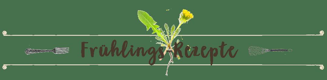 Wildkräuter Rezepte für den Frühling – Rezepte Überblick
