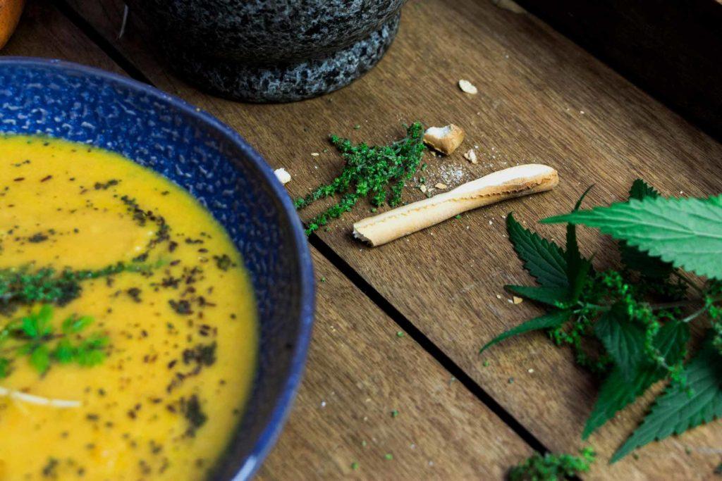 Möhren-Ingwer-Suppe-Rezept-Herbal-Hunter-