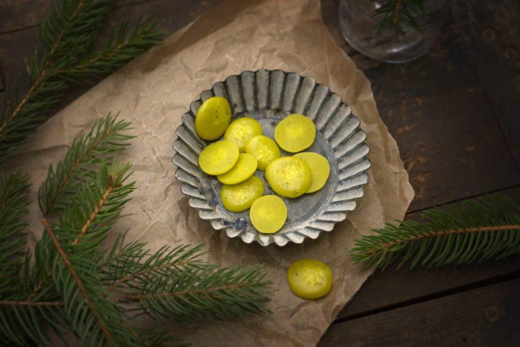 Herbal Hunter Kräuterküche Fichten Drops Rezept