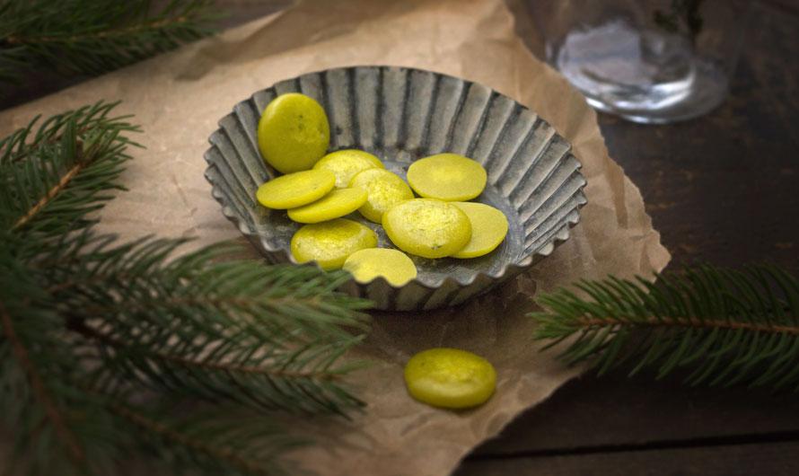 Herbal Hunter – Kräuterblog – Kräuterküche: Fichten Drops – Rezept aus der saisonalen Wildkräuterküche