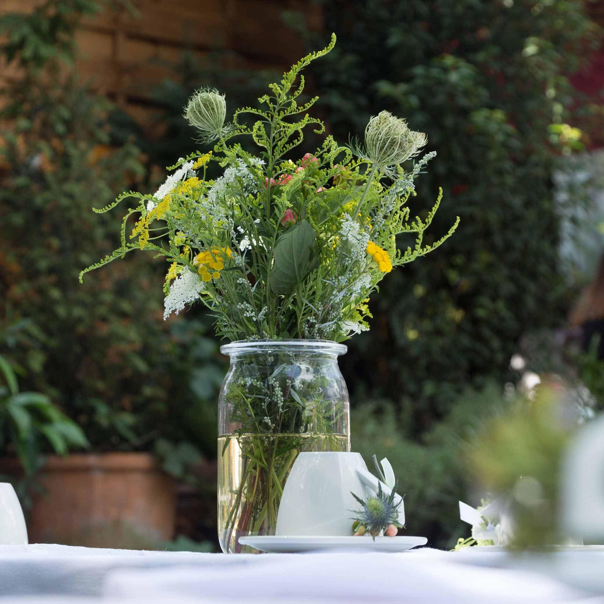 Blumen zur Hochzeit Herbal Hunter