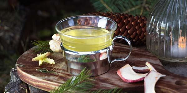 Fichten-Punsch Rezept – Herbal Hunter Kräuterküche