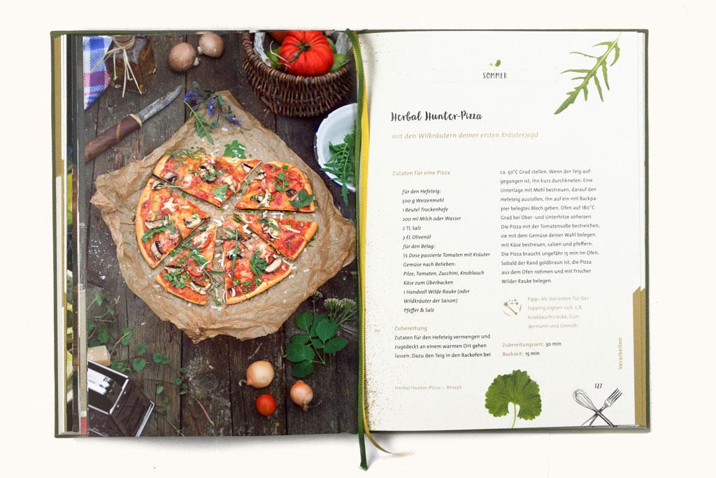 Wildes Fast Fodd Herbal Hunter Kräuterblog Rezepte aus der Wildkräuterküche